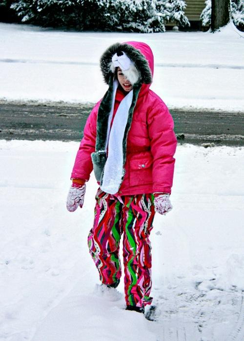 O snow 3