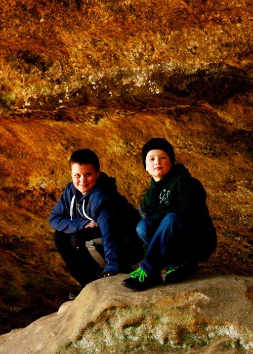 G M cave old mans 3