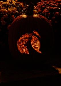 grim reaper pumpkin 13