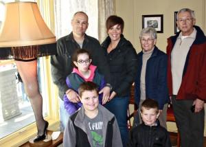 family leg lamp