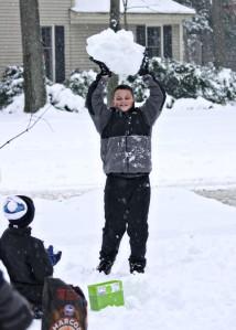 G big snowball
