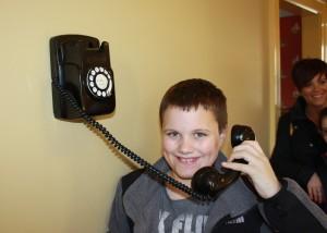 G xmas story phone
