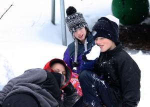 kids snow 2