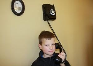 M xmas story phone