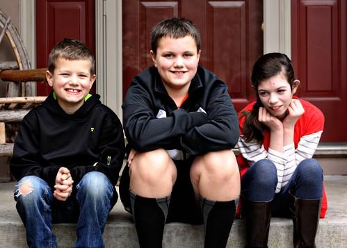 all 3 porch 3