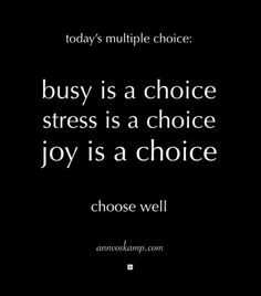choice quote